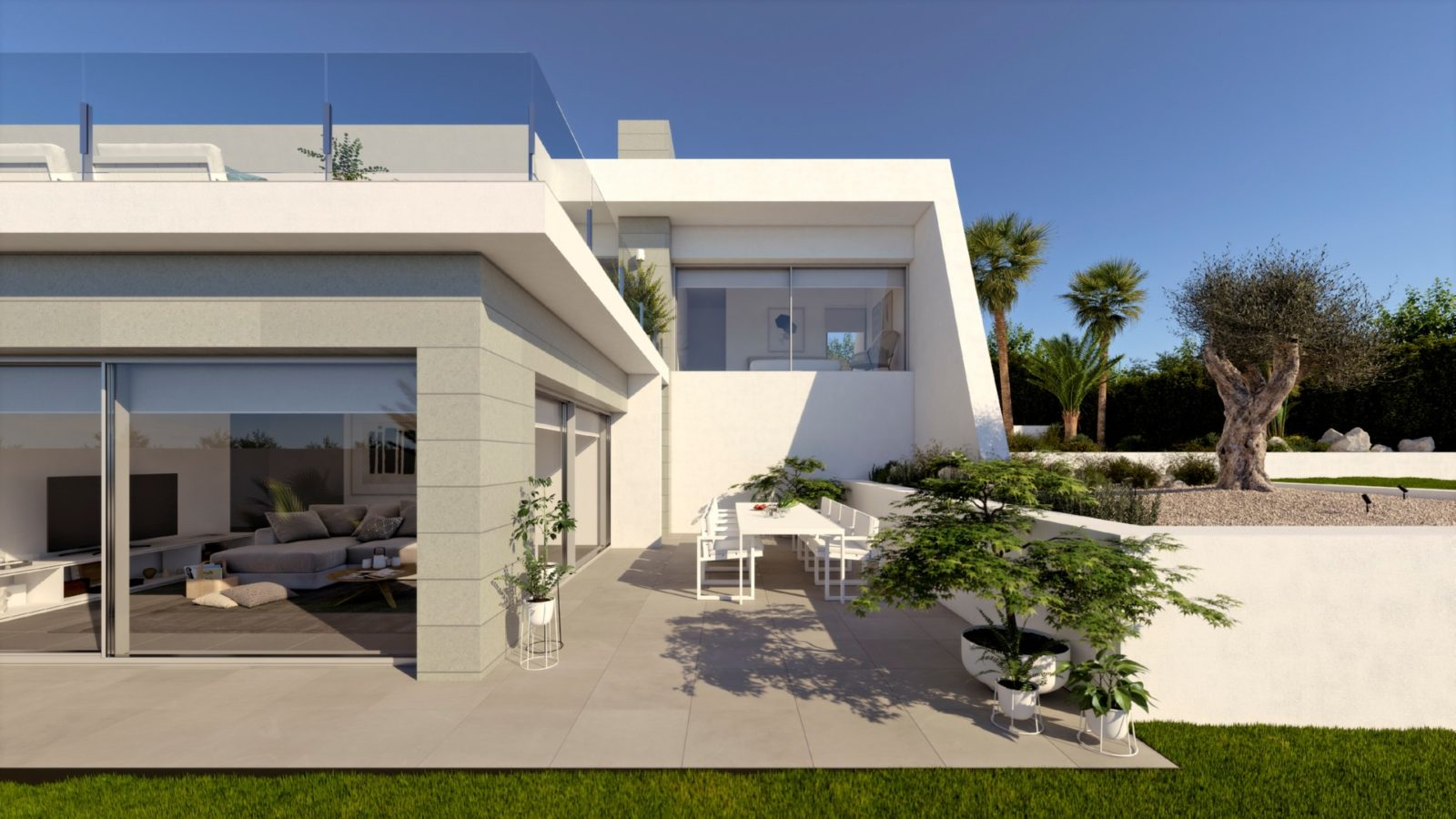 Luxury Personalized Modern Villas on Exclusive Plots in Cumbre Del Sol, Moraira