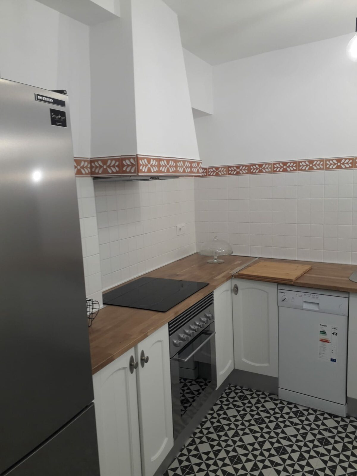 Totally Reformed Modern Apartment in the City Centre, Alicante